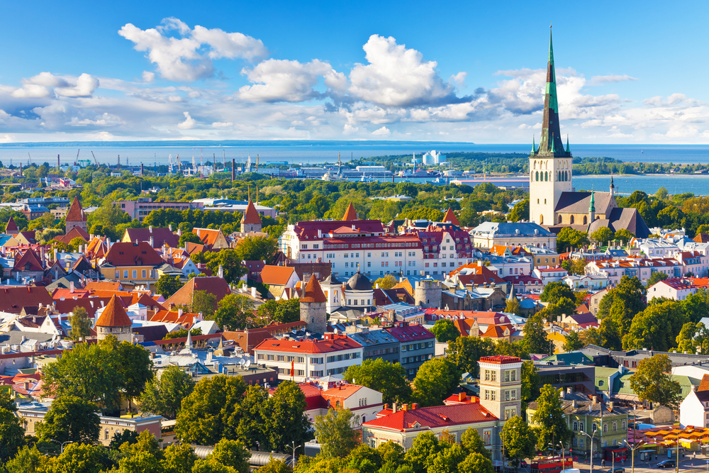 Lugares imperdibles de Estonia