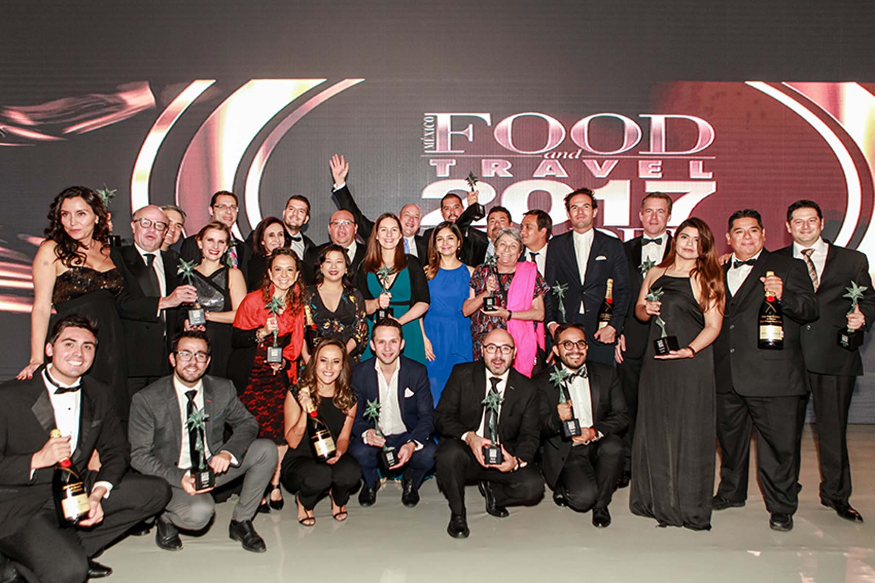 Lista de ganadores de los Food and Travel Reader Awards 2017