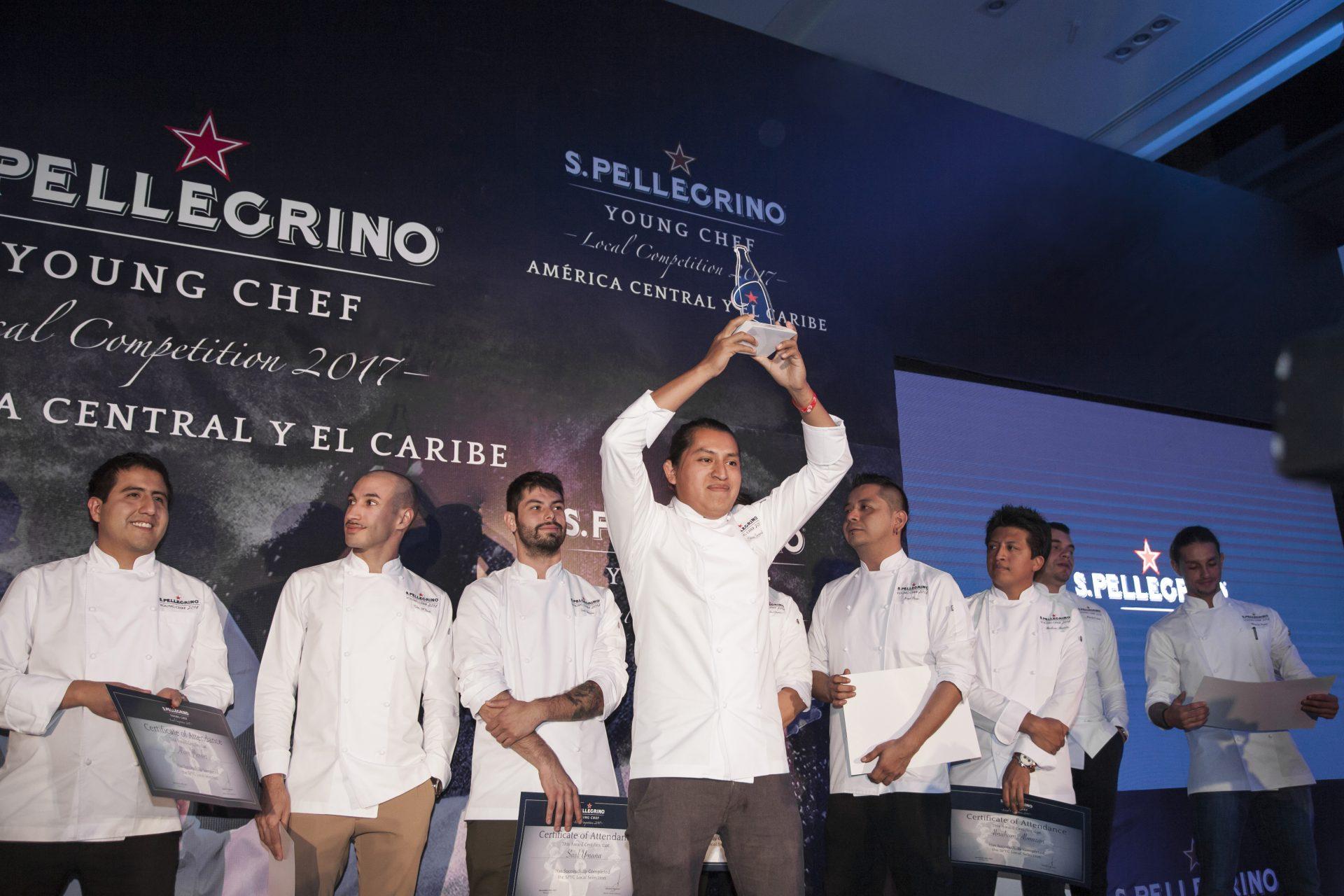 Rumbo a la Final de S. Pellegrino Young Chef 2018