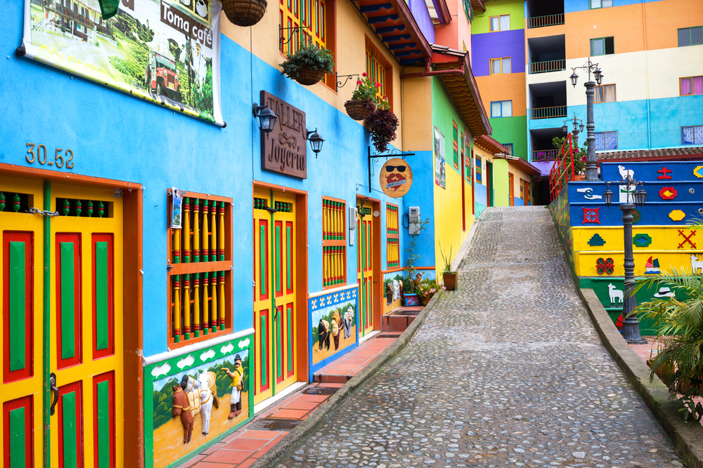 Lugares imperdibles de Colombia