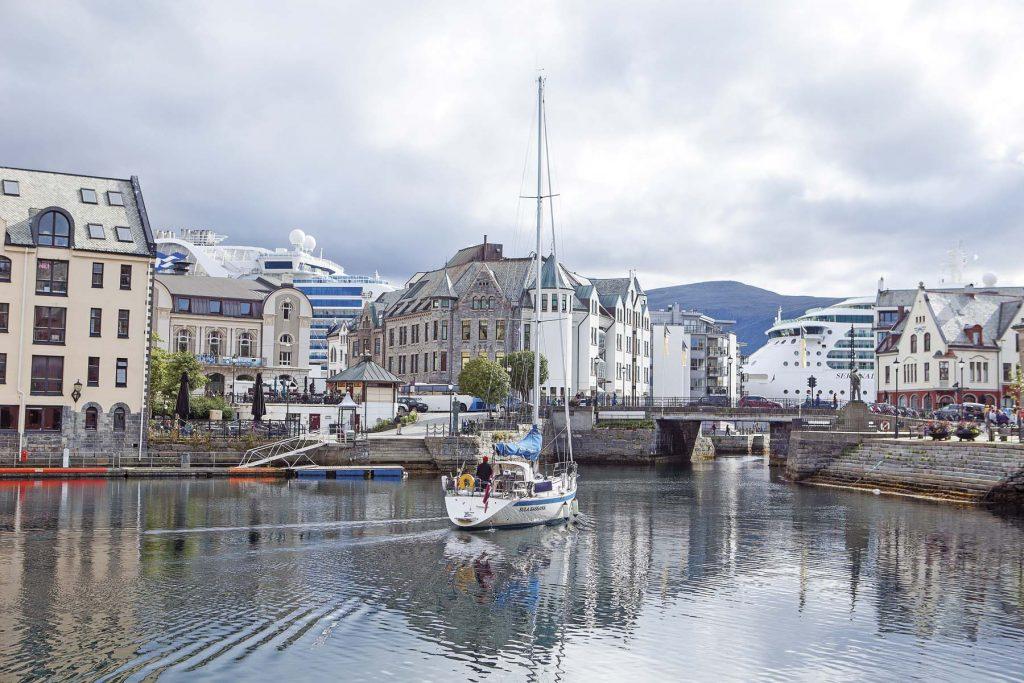 Ålesund: la sal de la vida