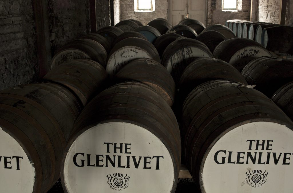 The Glenlivet, el origen del whisky