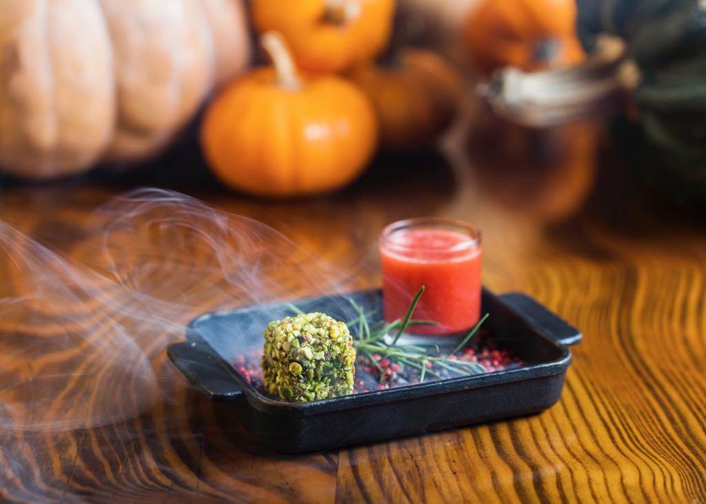 Celebra Thanksgiving en Rulfo