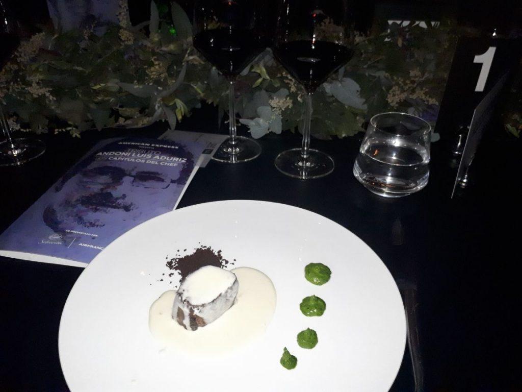 Homenaje a Andoni Luis Aduriz en Wine & Food Festival