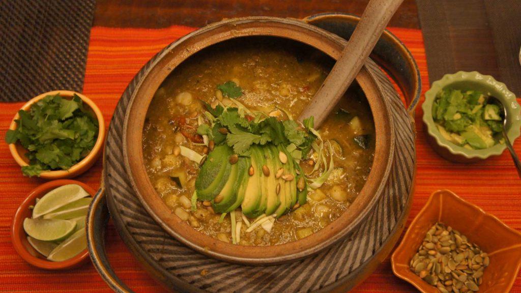 Platillos tradicionales de Guerrero