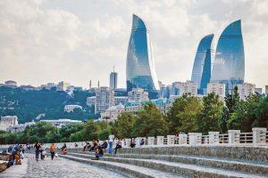 Bakú, la ciudad de los vientos