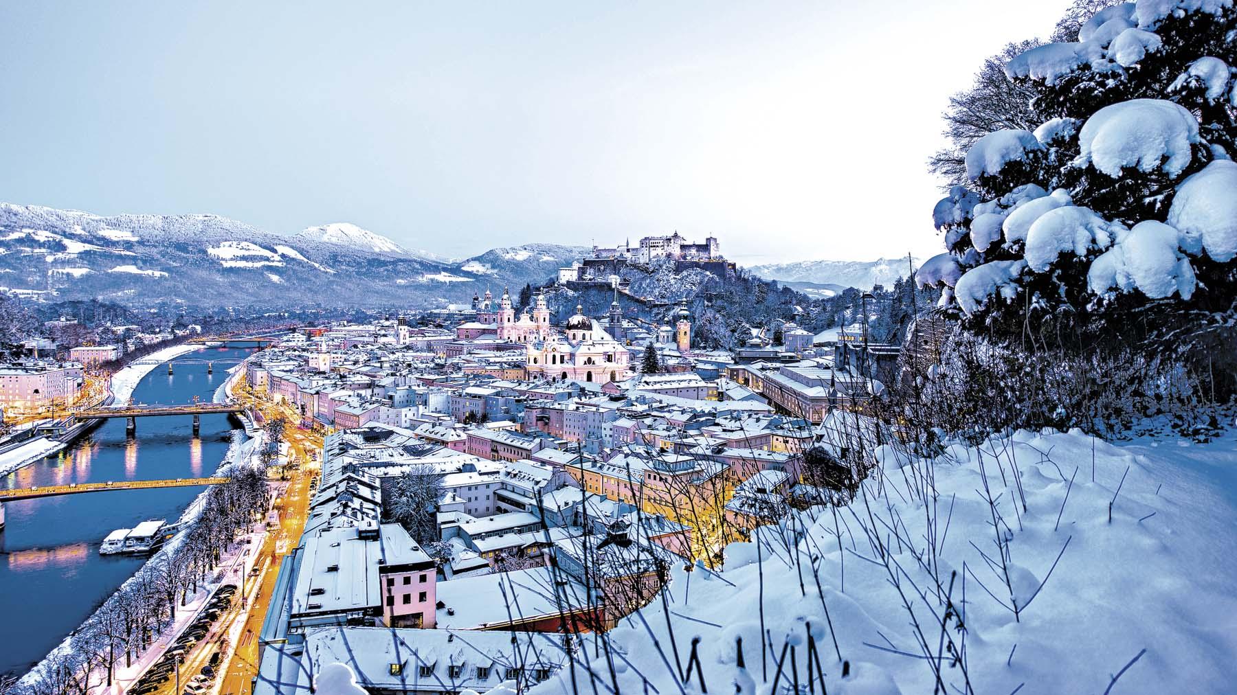 Salzburgo, la magia de la Navidad
