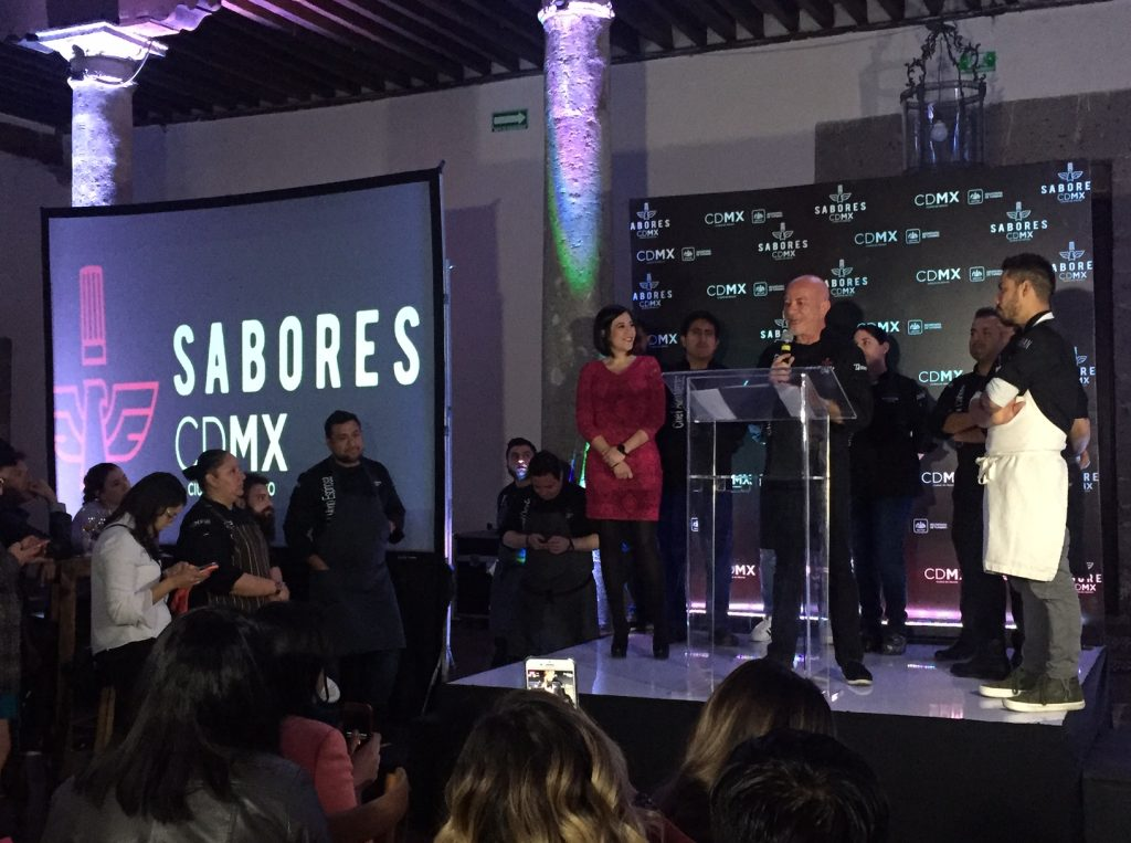 Sabores CDMX