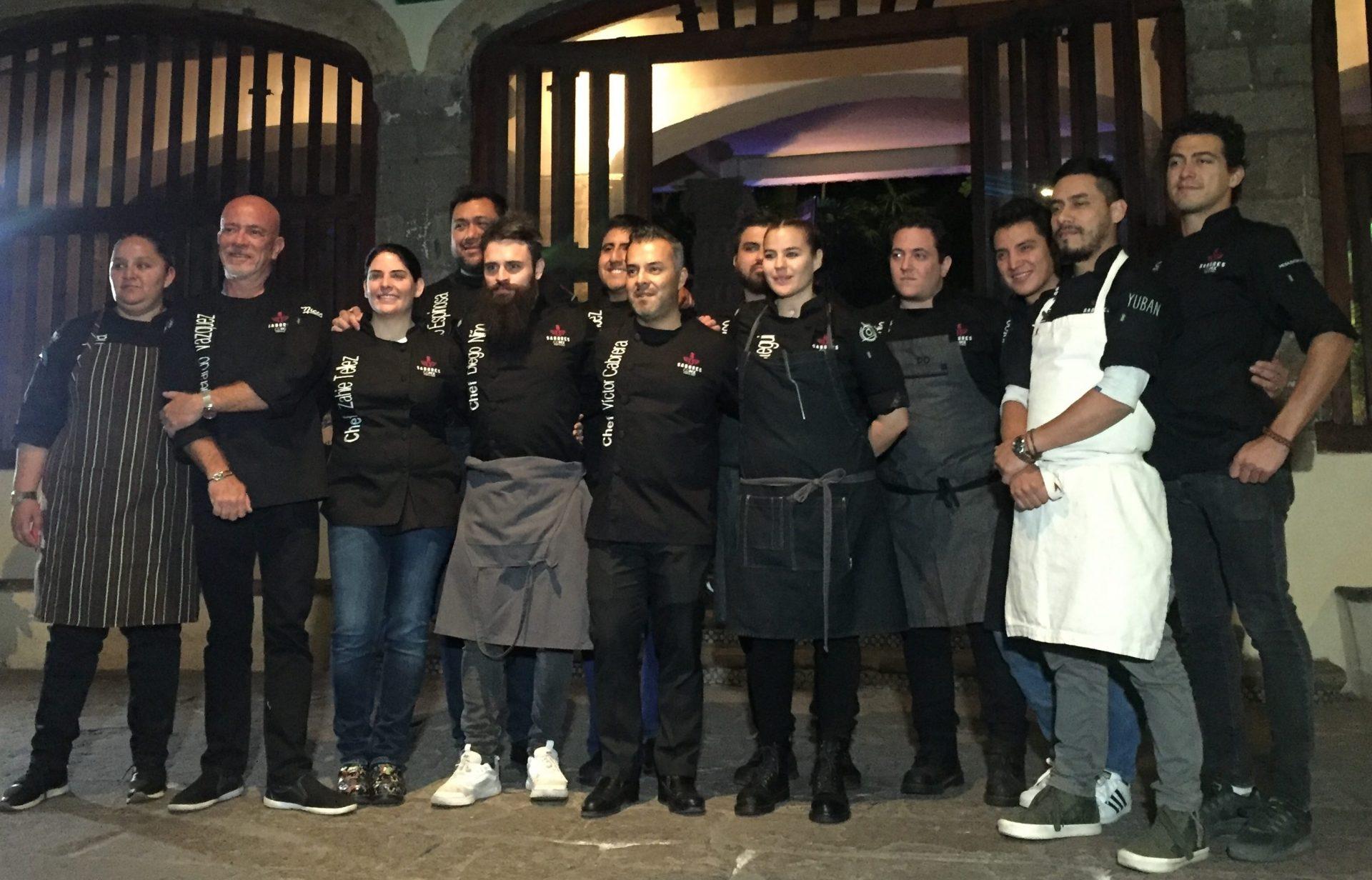 Sabores CDMX, gastronomía mexicana para el mundo