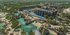 Hotel Xcaret México:con sabor nacional