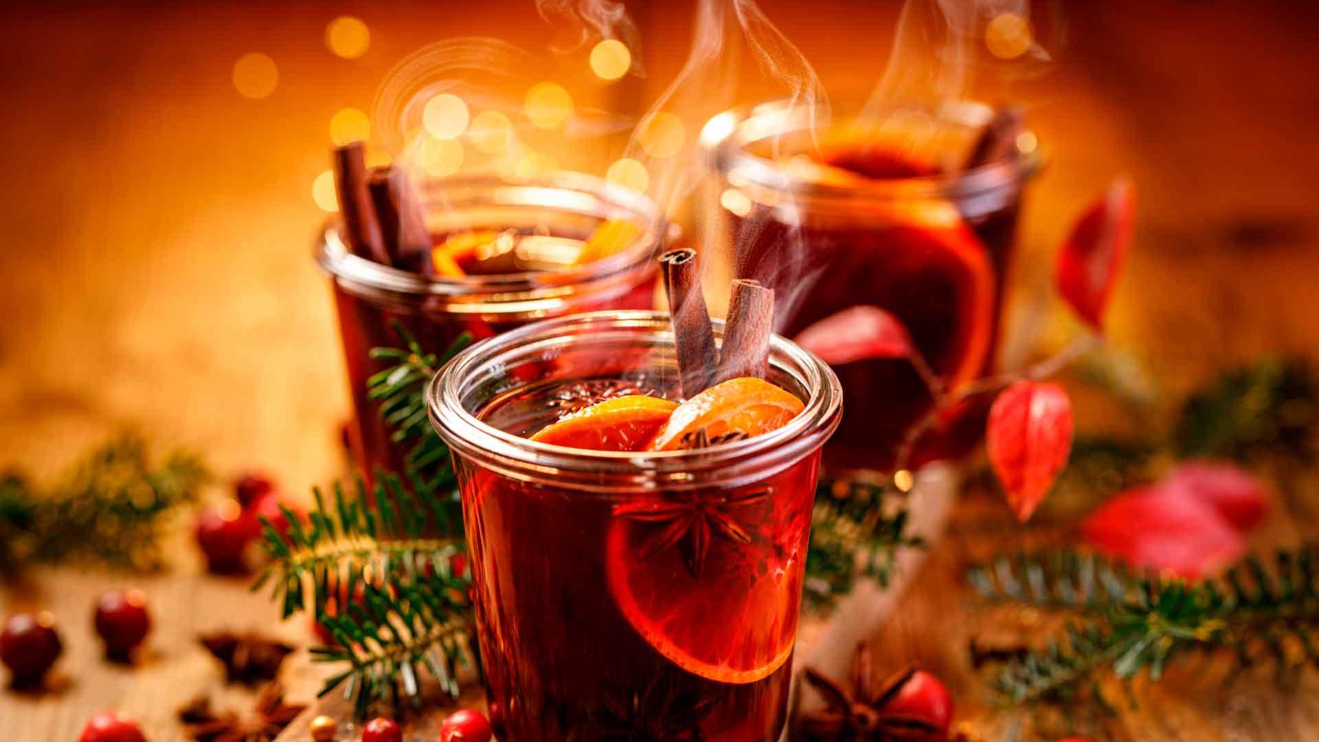 Bebidas calientes para combatir el frío