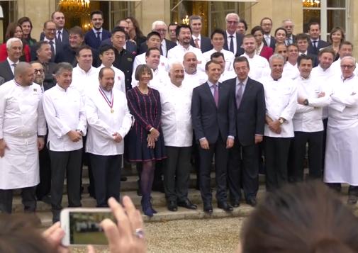 México en La Liste 2018 de Francia
