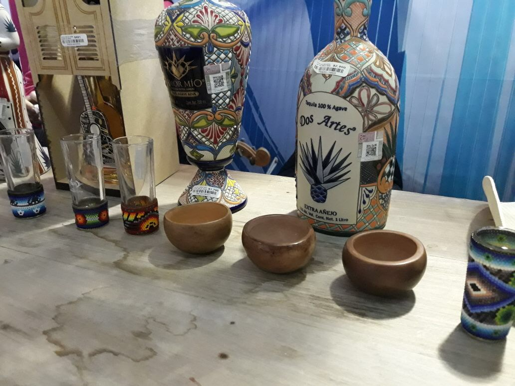 Feria Nacional de Bebidas Típicas en la Ciudad de México