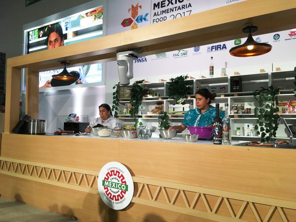 Expo México Alimentaria