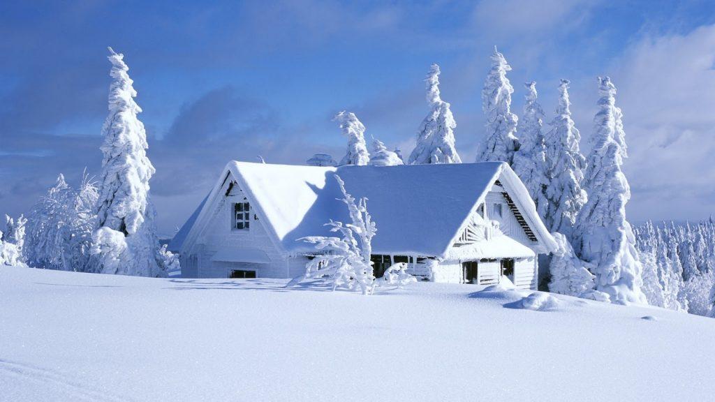 Lugares donde siempre es invierno