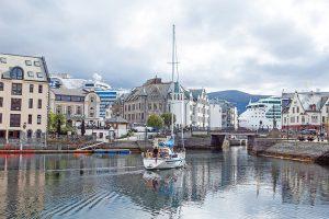 Dónde comer en Ålesund, Noruega