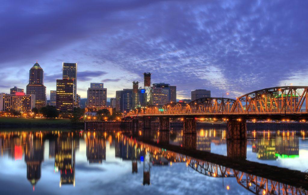 Vuelos a Portland