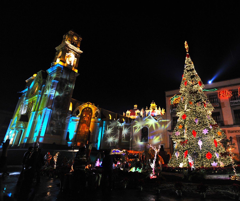 Destinos en México para disfrutar la temporada navideña