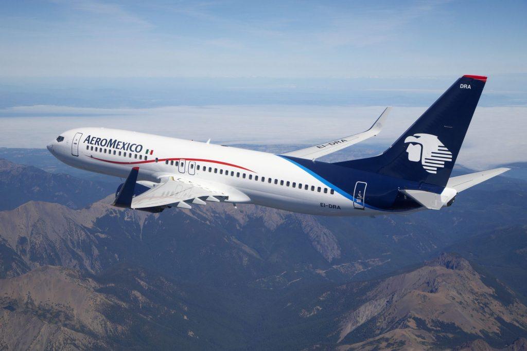 Aeroméxico estrena nueva ruta desde la Ciudad de México