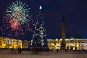 Los árboles de Navidad más grandes del mundo
