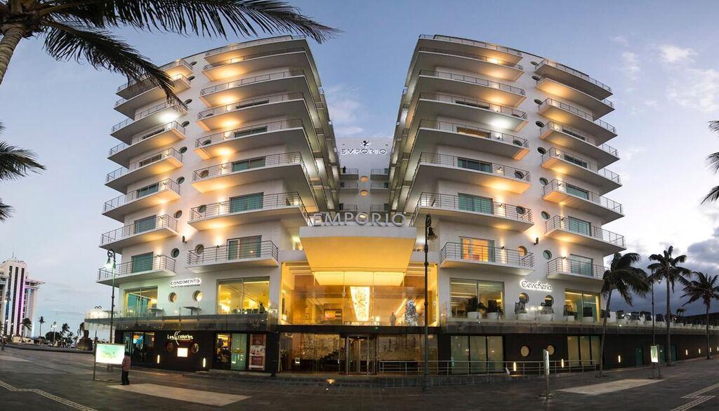 Veracruz al estilo del hotel Emporio