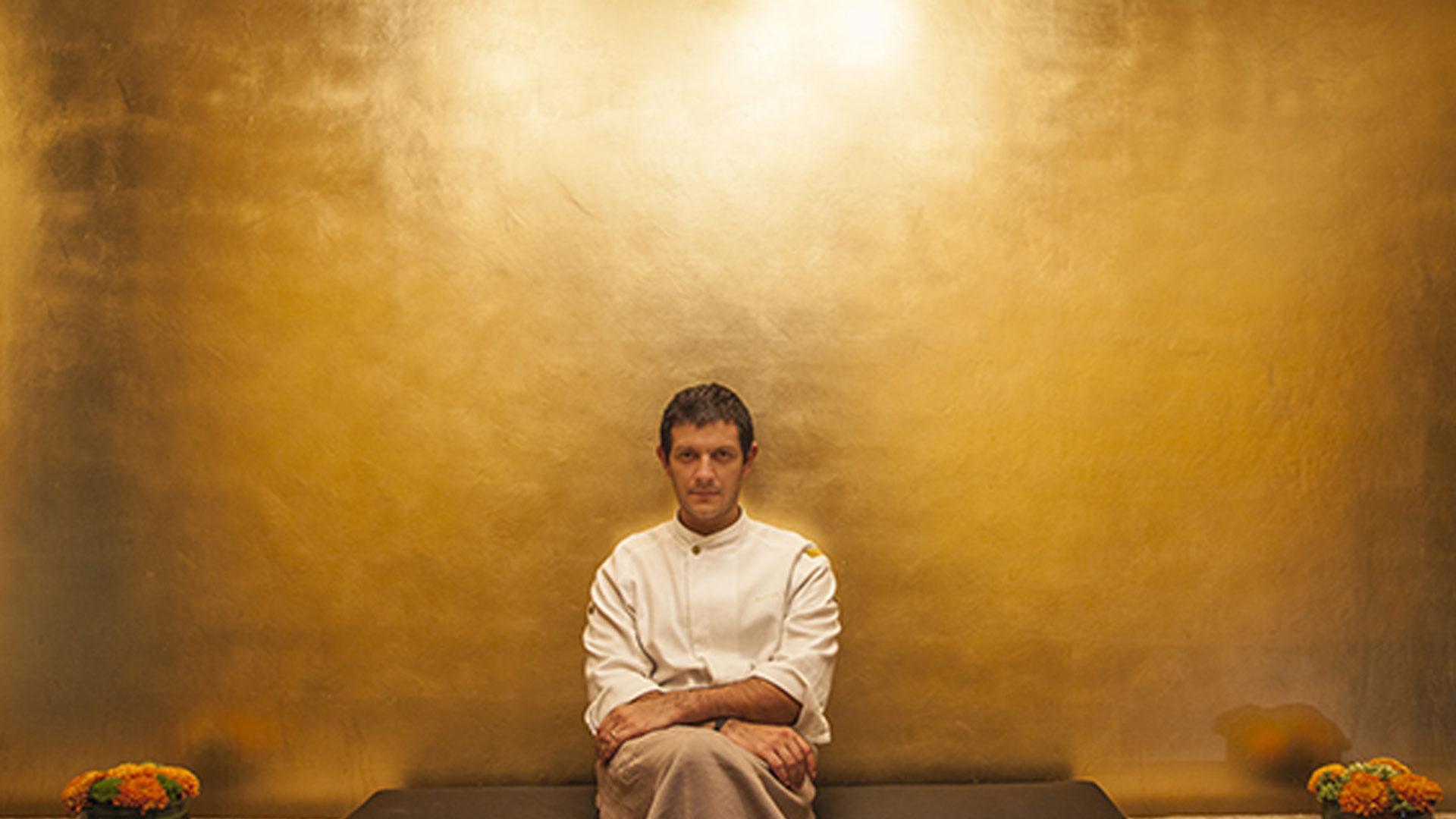 Matteo Salas lleva su inspiración a la mesa