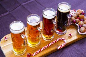 Top de cervezas navideñas