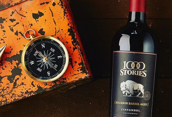 1000 Stories, un vino con sabor a Bourbon