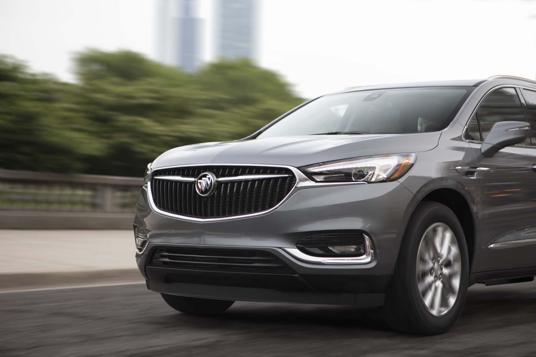 Buick Enclave 2018: lujo y distinción al límite