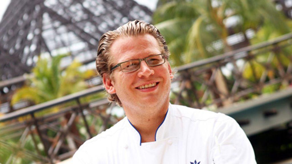 Diarios de cocina con el chef Alexis Bostelmann