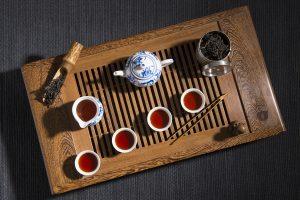 ¿Qué hace un sommelier de té?