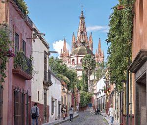 San Miguel de Allende, directo al corazón