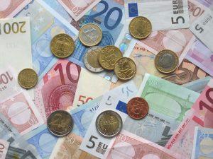 Países de Europa que no usan euros