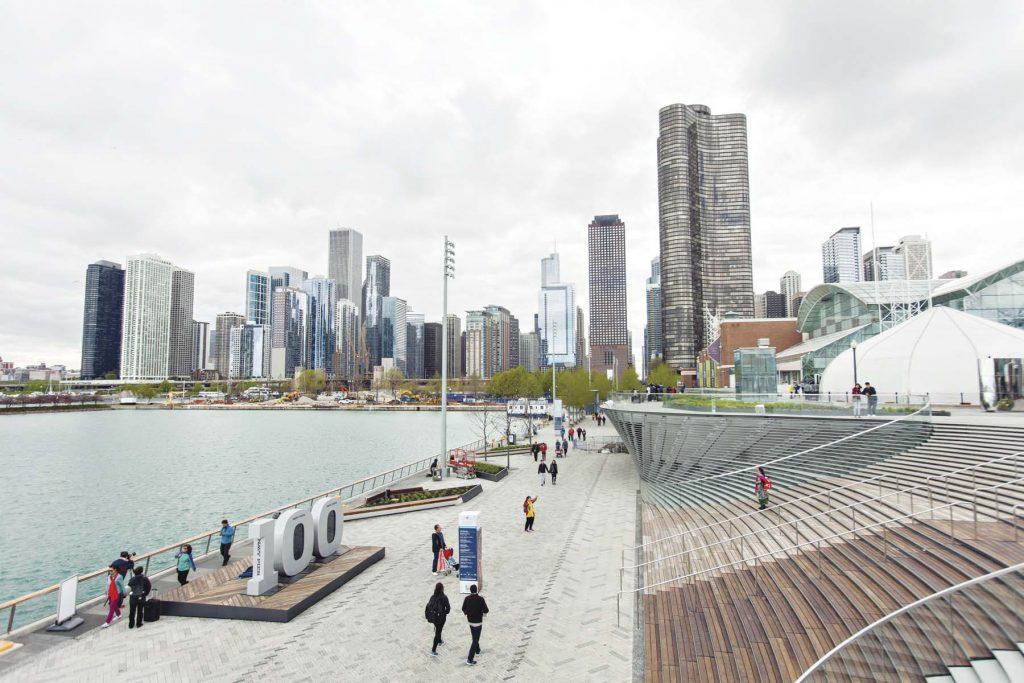 Dónde comer y beber en Chicago