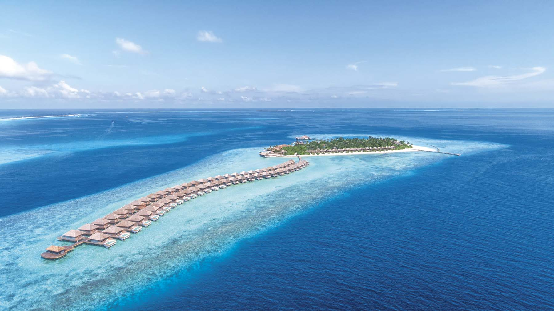 Islas Maldivas, refugios en el océano
