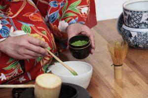 Cha no yu: el ritual del té en Japón