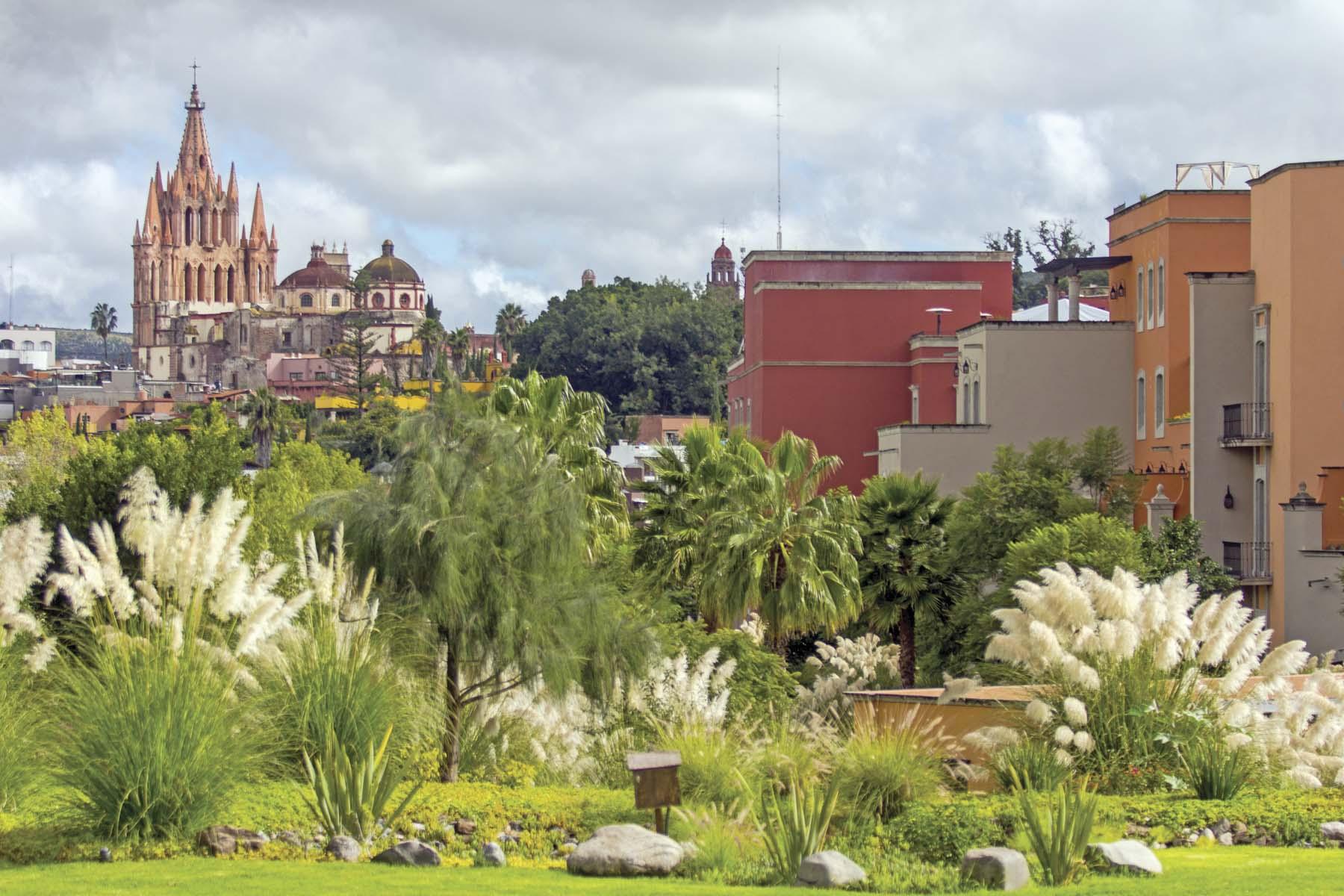 Experiencia de lujo en el Rosewood San Miguel de Allende