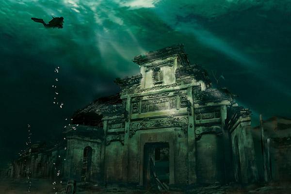 Maravillas subacuáticas del mundo