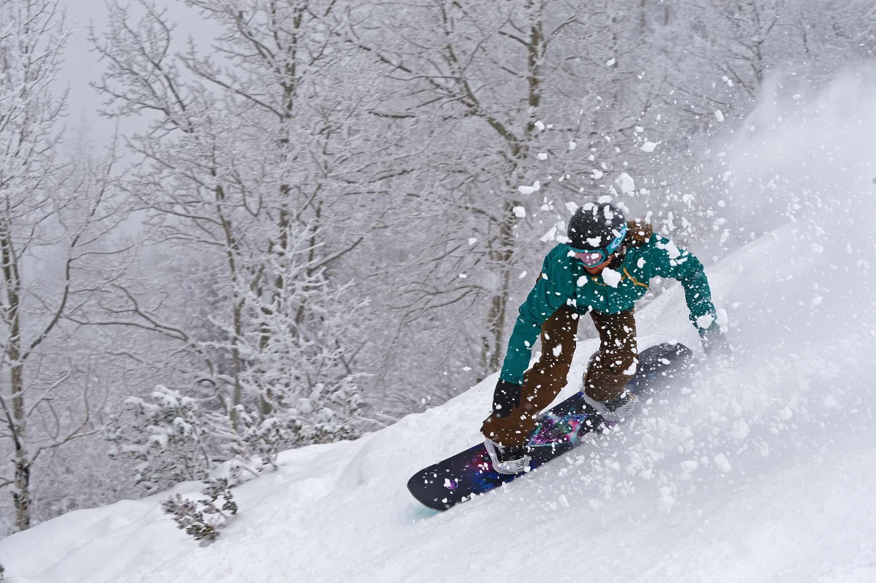 Steamboat, un universo para esquiar