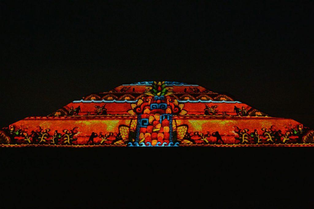 Espectáculos de luces en México