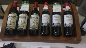 Muestra de vino francés en La Europea