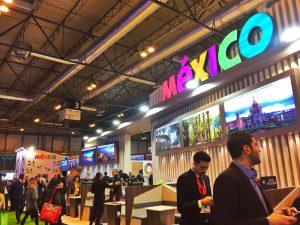 México: el octavo país más visitado en el mundo
