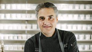 Mikel Alonso será el mentor de Oscar Segundoen Young Chef 2018