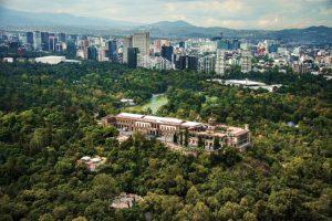Miradores de la Ciudad de México