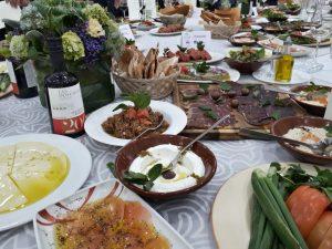 Centro Libanés celebra su segunda comilona