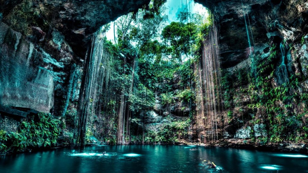 Los cenotes mayas más impresionantes