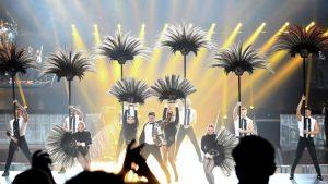 ¡Vive la vida loca en las Vegas con Ricky Martin!