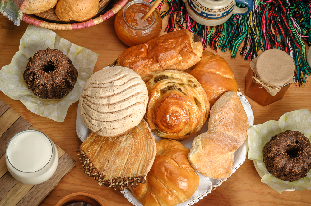 Panaderías históricas de la Ciudad de México
