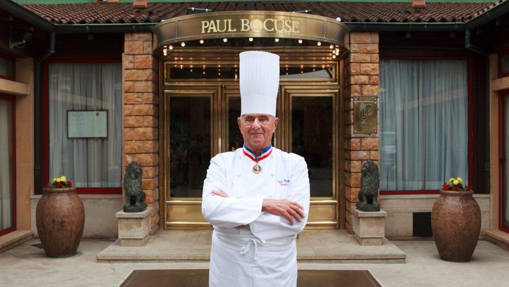 Larousse trae toda la cocina del chef Paul Bocuse