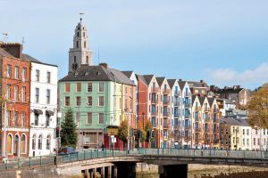 Cork, de encanto irlandés